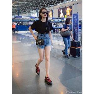 Jimmy Choo宋茜同款 运动鞋