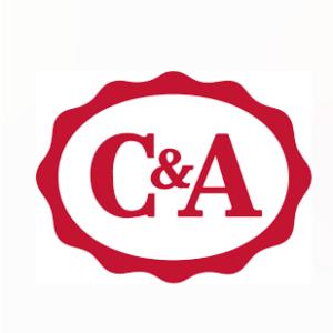 全德国门店可用C&A即日起到月底使用优惠券可以全场8折