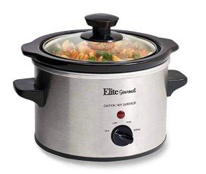 Elite Gourmet slow cooker
