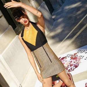 限时额外8折,€152收AcneStudio夹克Prada,Kenzo,Self-Portrait,麦昆等精美服饰 低至4折特卖