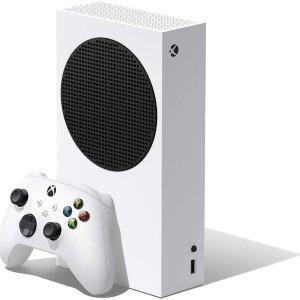 现价$499+免邮微软 Xbox Series S 新款次时代4K游戏主机 好价补货