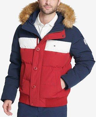 男士保暖外套