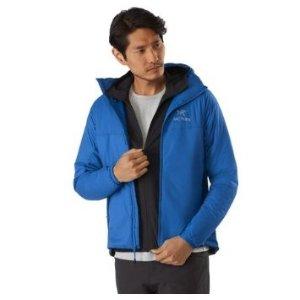 $135.99(原价$259)Arc'teryx品牌男士户外防寒夹克超好价