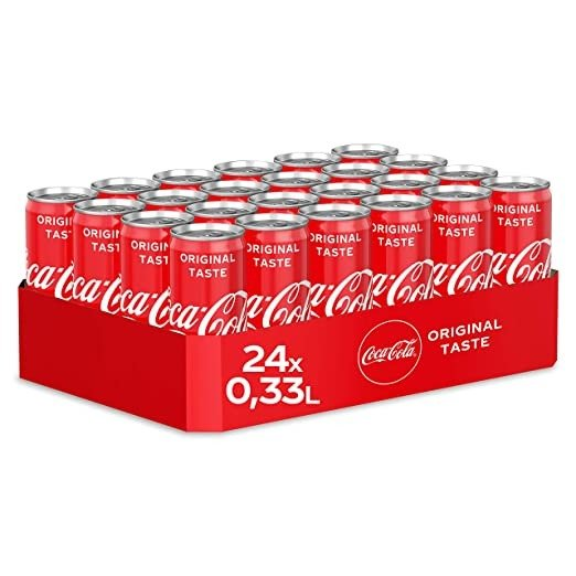 可口可乐 (24 x 330 ml)