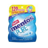 Mentos 无糖薄荷夹心口香糖 120颗装