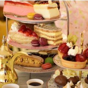 双人下午茶£21.95起Caffe Concerto 双人下午茶热促 伦敦14家店可选
