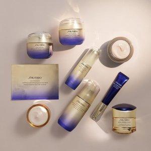 无门槛7折 百优面霜补货$119近期好价:Shiseido 精选日系贵妇护肤 悦薇面霜、眼膜这里买
