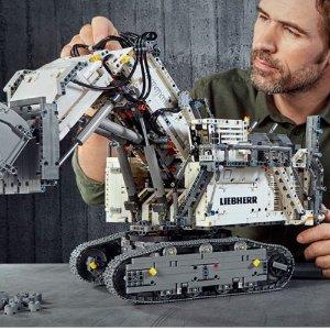Liebherr R 9800 挖掘机 42100 | 机械组
