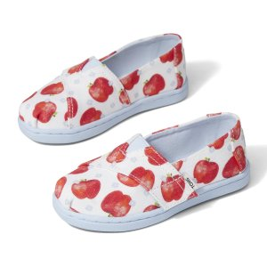 Up to 75% OffTOMS Kids Shoes End of Year Surprise Sale