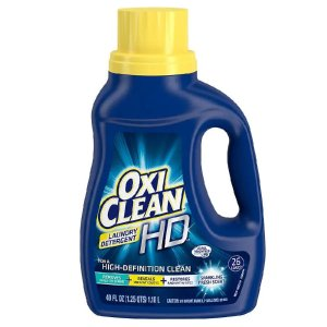 $1.99Shop OxiClean HD Laundry Detergent Sparkling Fresh