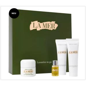 LA MER超值限量套装8.5折到手 买就送Kiehl's科颜氏化妆水
