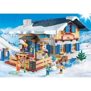 PLAYMOBIL®25% Off $50Ski Lodge