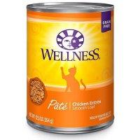 Wellness 鸡肉味无谷猫湿粮罐头 12.5oz 12罐