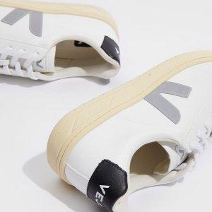 低至7折Veja 经典百搭小白鞋 时尚博主、明星都在穿