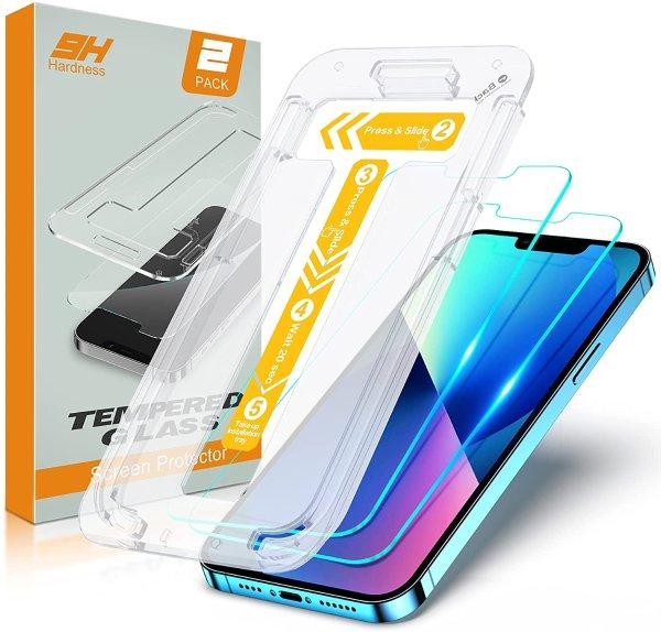 STOON iPhone 13/13 Pro 钢化膜 2片装