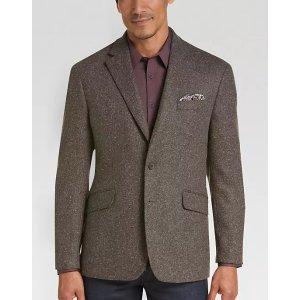 9a0853c8e278 JOE Joseph Abboud Brown Tic Slim Fit Sport Coat - Men s Sport Coats - All
