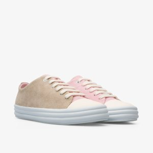 Camper TWINS 拼色女鞋