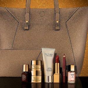 满£125送超值£300大礼包Estee Lauder 全线美妆护肤热卖