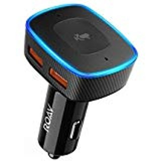 $26.99 (原价$49.99)史低价:Anker Roav VIVA智能车载快充 支持Alexa