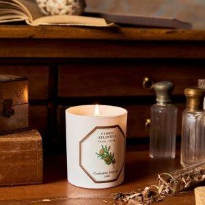 独家75折 仅€39收上新:Carrière Frères 法国小众植物香氛热促 热门薰衣草迷迭香