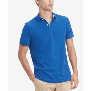 Tommy HilfigerMen's Oliver Custom-Fit Polo Shirt