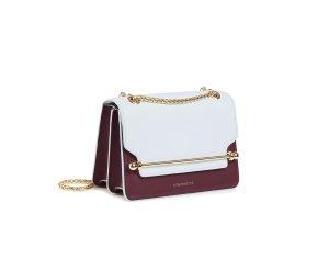 East/West Mini - Illusion Blue/Purple Potion -Designer Mini Crossbody Bag