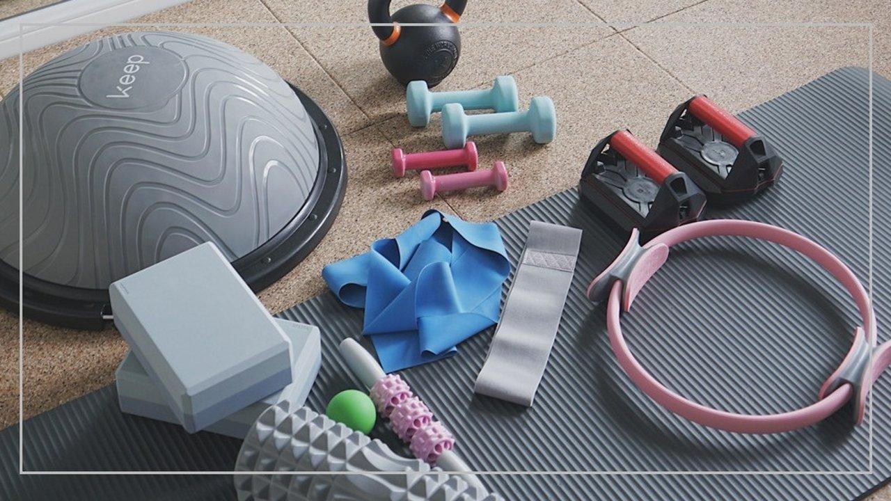 适合女生在家使用的健身器材大推荐!在家也能高效健身塑形!