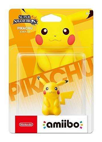 Pikachu amiibo -  (Super Smash Bros Series)