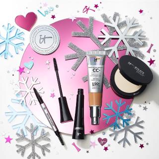 满$75免费送高光棒IT Cosmetics 精选美妆产品促销 收高口碑底妆产品