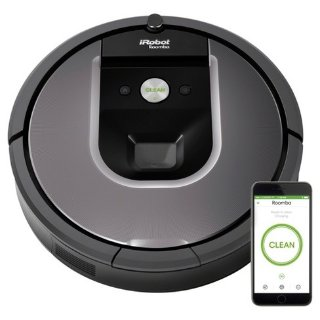 $549.99iRobot Roomba 960 次旗舰款智能扫地机器人