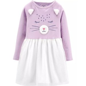 Carter'sCat Tutu Dress