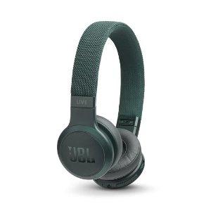 无线颈挂式耳塞2折JBL 无线耳机大促 LIVE 400BT $49.95   500BT $59.95收