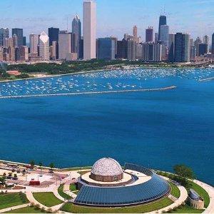 低至5折 儿童$89 成人$108芝加哥 Citypass 5大景点旅行套票促销