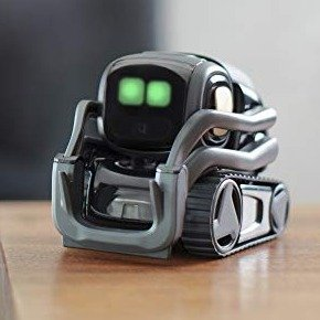 Amazon Vector Robot by Anki, A Home Robot Who Hangs Out & Helps Out