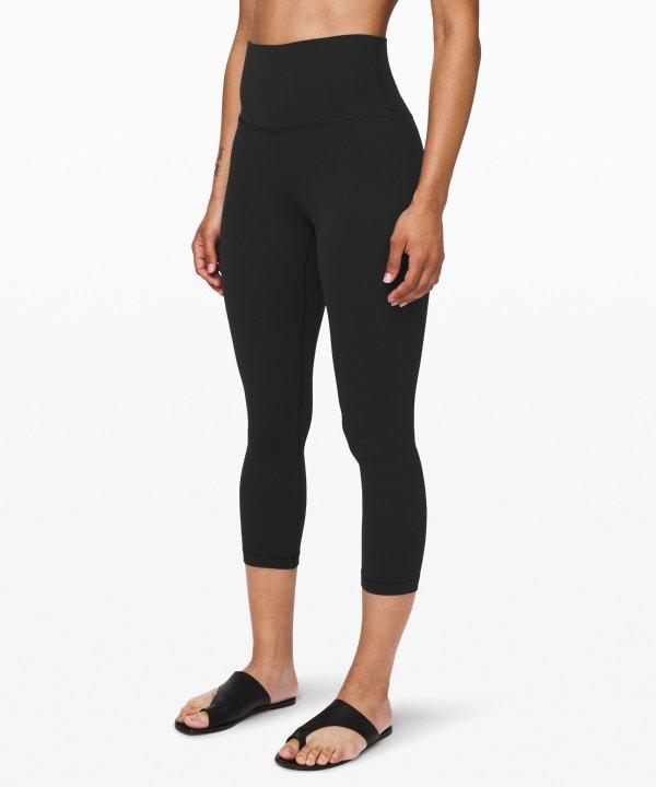 "Align™ Crop 21"" *女款运动裤"