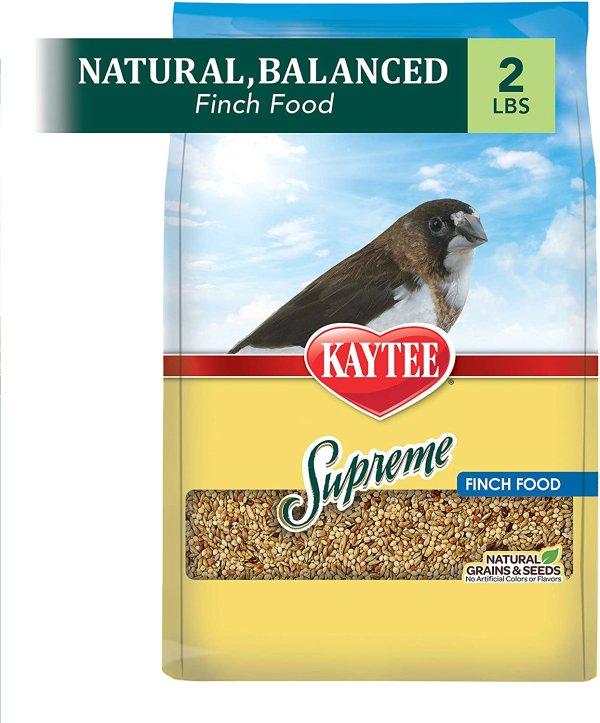 Supreme 天然谷物种子鸟食 2磅