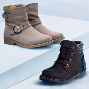 Up to 57% OffKids' Kicked-Up Boot Styles With Timberland