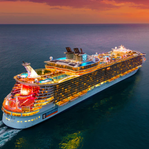 60% OFF 2ND GUESTRoyal Carribean Double Up Sale Up to $200 Instant Saving + Up to $200 Credit to Spend