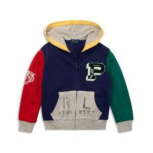 最高享额外7折Ralph Lauren 儿童服饰促销区热卖 立享折上折