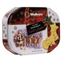 Walkers Shortbread  Walkers Shortbread 苏格兰黄油饼干节日礼盒
