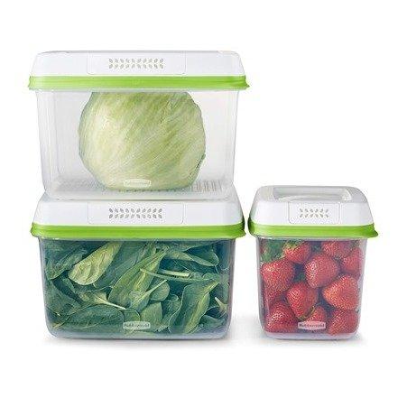 蔬果保鲜盒6件套