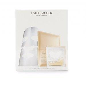 $74.99(原价$108)Estee Laduder 钢铁侠面膜眼膜套装
