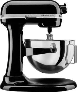 KitchenAid Professional 5 Plus 5夸脱搅拌机,黑色