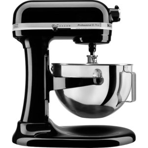 KitchenAid- KV25G0XOB Professional 500 Series Stand Mixer - Onyx Black