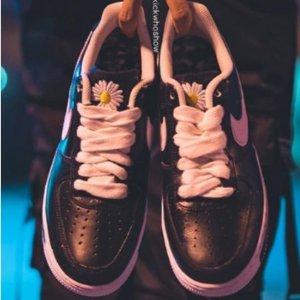 238美金到手仅一周新品上市:G-Dragon x Nike空军一号 权志龙个人品牌 PEACEMINUSONE x Air Force 1 合作款