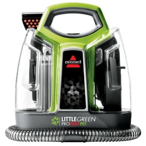 Bissell再返10% eBay BucksLittle Green 地毯清洁机