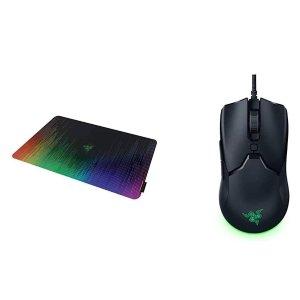 $54.98Razer Sphex V2 Gaming Mousepad + Viper Mini Gaming Mouse Bundle