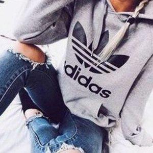 低至4折adidas卫衣、T恤等服饰热卖 $36收小椰子