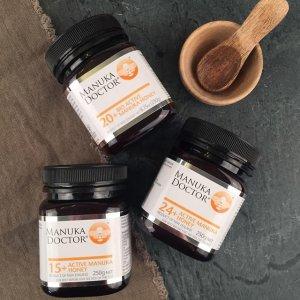 Manuka Doctor 24+ Bio Active Honey 8.75 oz
