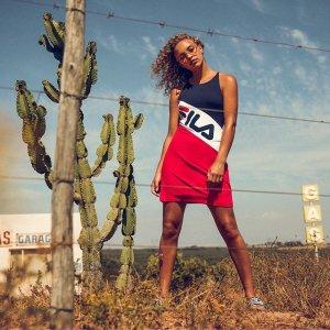 €19.95收logoT恤FILA 既酷又潮还复古 潮流运动品牌 折扣专区热卖